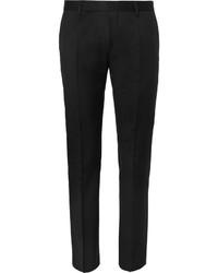 Hugo Boss Black Gibson Slim Fit Virgin Wool Suit Trousers