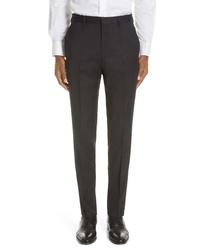 BOSS Genesis Solid Wool Trousers