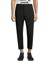 McQ by Alexander McQueen Mcq Alexander Mcqueen Doherty Virgin Wool Trousers