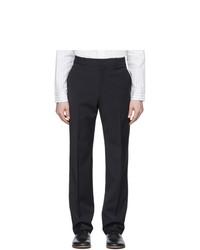 Deveaux New York Navy Suit Trousers