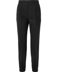Prada Wool And Mohair Blend Straight Leg Pants