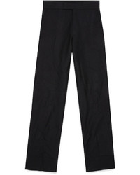 Gucci Wool Mohair Evening Pant