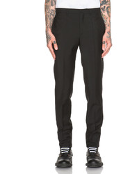 Givenchy Wool Mohair Slim Trousers