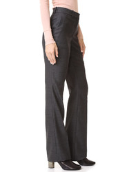 Salvatore Ferragamo Boot Cut Trousers