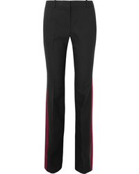 Alexander McQueen Wool And Bootcut Pants