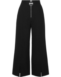 Givenchy Wool Crepe Flared Pants