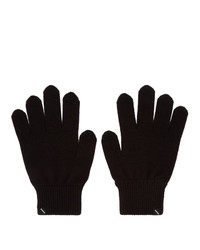 Saturdays Nyc Black Dylan Gloves
