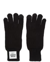 Opening Ceremony Black Gloves
