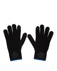 Kenzo Black Tiger Crest Gloves