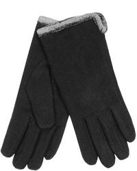 Auclair Classic Gloves Wool Blend Fleece Lined