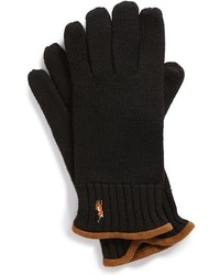 Polo Ralph Lauren Classic Lux Merino Wool Gloves
