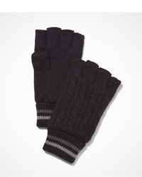 Express Cable Knit Fingerless Gloves