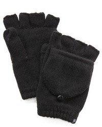 Fleece lined texting mittens medium 120390
