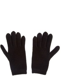 Inverni Knitted Cashmere Gloves