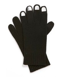 Marc by Marc Jacobs Merino Wool Gloves Black One Size