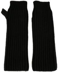 Marni Knitted Fingerless Gloves