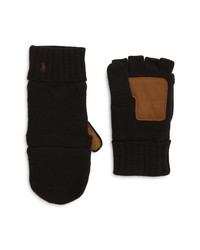 Polo Ralph Lauren Wool Blend Convertible Glove