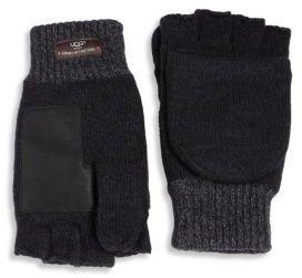 Ugg Wool Blend Gloves