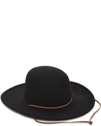 21men 21 Wide Brim Wool Hat