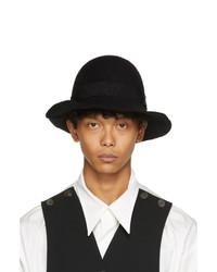 Bed J.W. Ford Black Melton Hat