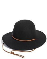 Brixton Tiller Felt Panama Hat