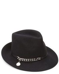 Stella McCartney Chain Fedora