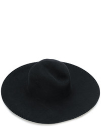 Maison Michel Classic Wide Brimmed Hat