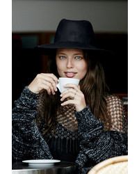 Free People Clean Slate Felt Hat By