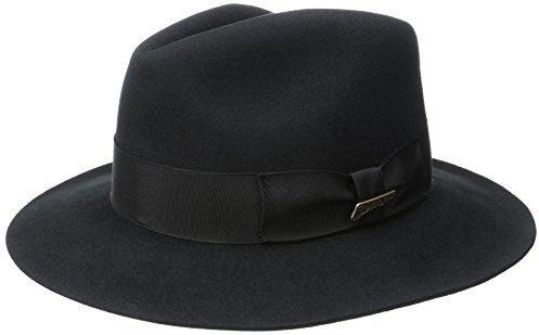 72a57bf794a ... Dorfman Pacific Indiana Jones Fur Felt Fedora