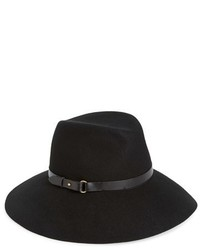 Fanny water repellent wool fedora beige medium 326171