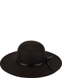 San Diego Hat Company Faux Suede Felt Floppy Hat Cth8044