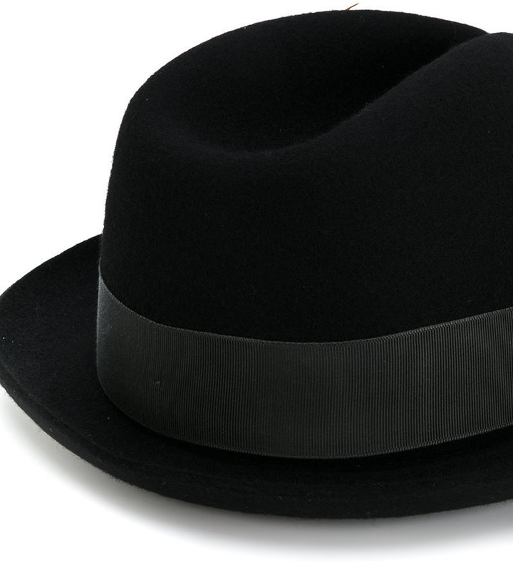 8f5325e1aedff ... Paul Smith Fedora Hat