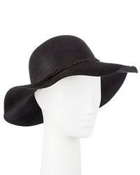 Merona Floppy Hat Black