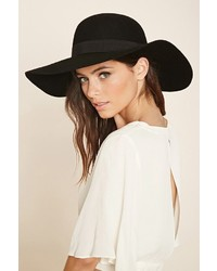 Forever 21 Floppy Wool Hat