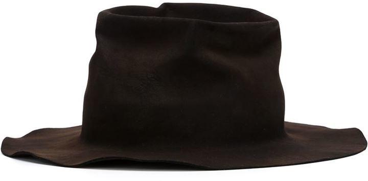 ... Horisaki Design Handel Burnt Fur Felt Hat efd579cb8a8e