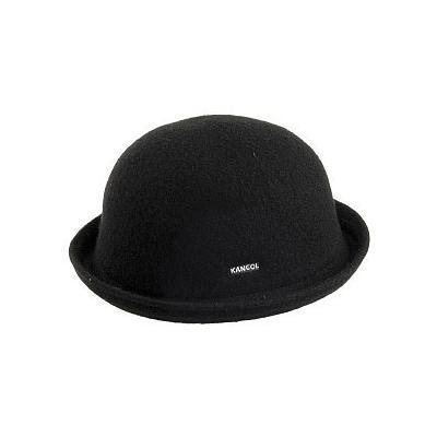 Kangol Hats Kangol Wool Bombin Bowler Hat Black eea9378a595