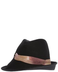 Le Chapeau Angled Brim Trilby
