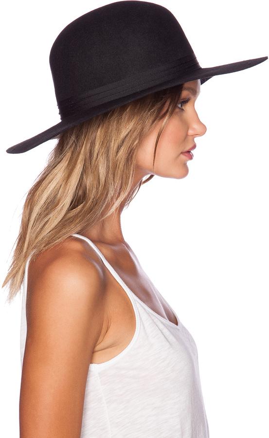 7ee35bf15cac7 Brixton Magdalena Top Hat
