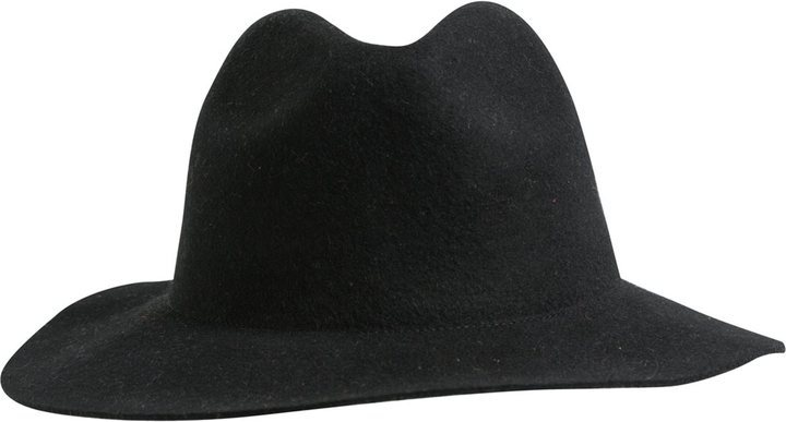 ... Black Wool Hats rhythm Pocket Wool Felt Hat ... cc82dd50a07