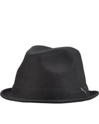 Puma Montgomery Fedora Black Hats
