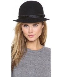 Rag and Bone Rag Bone Pearl Haircalf Hat