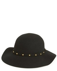 San Diego Hat Floppy Wool Felt Hat With Studded Band