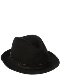 John Varvatos Star Usa Long Hair Felt Fedora