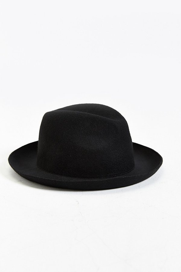 ... Urban Outfitters Rosin Soft Over Turn Fedora Hat ... c80f9b98304a