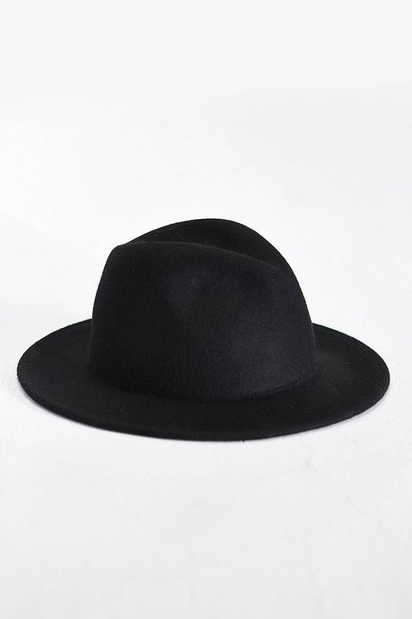 90e29fc9a4 Urban Outfitters Rosin Wide Brim Felt Fedora, $45 | Urban Outfitters ...