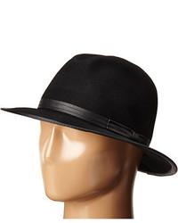 San Diego Hat Company Wfh7974 Adjustable Fedora With Pu Band And Pu Edge