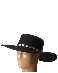 San Diego Hat Company Wfh8013 Floppy Brim With Silver Faux Leather Band