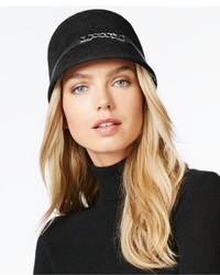 Calvin Klein Wool Felt Cloche