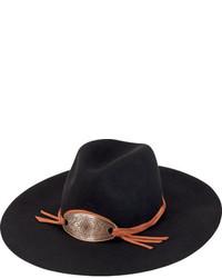 San Diego Hat Company Wool Felt Fedora Wfh8026