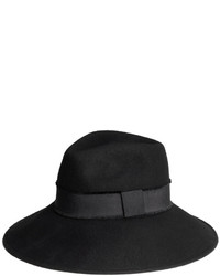 H&M Wool Hat Black Ladies